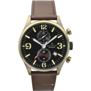 ceas-original-accurist-classic-7023-cronograf-207815