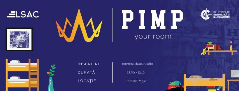 LSAC-PIMP YOU ROOM