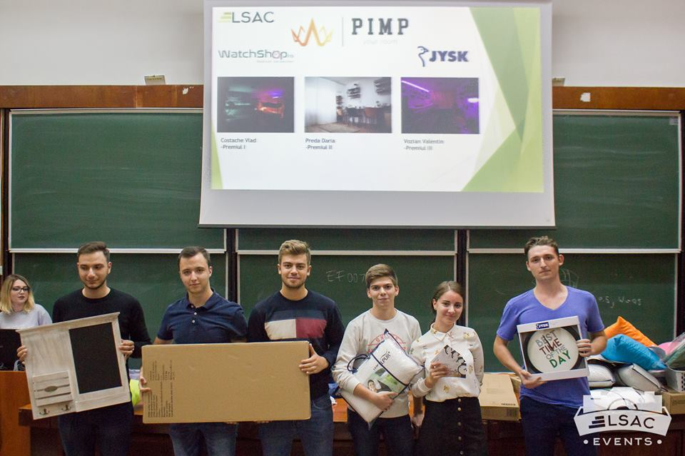 PIMP YOUR ROOM - LSAC