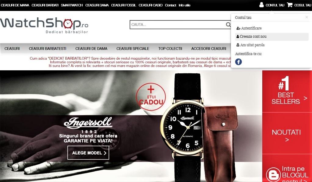 Black Friday WatchShop.ro