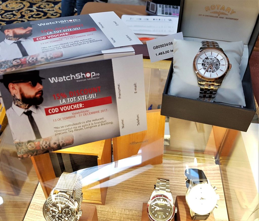 Tombola WatchShop.ro