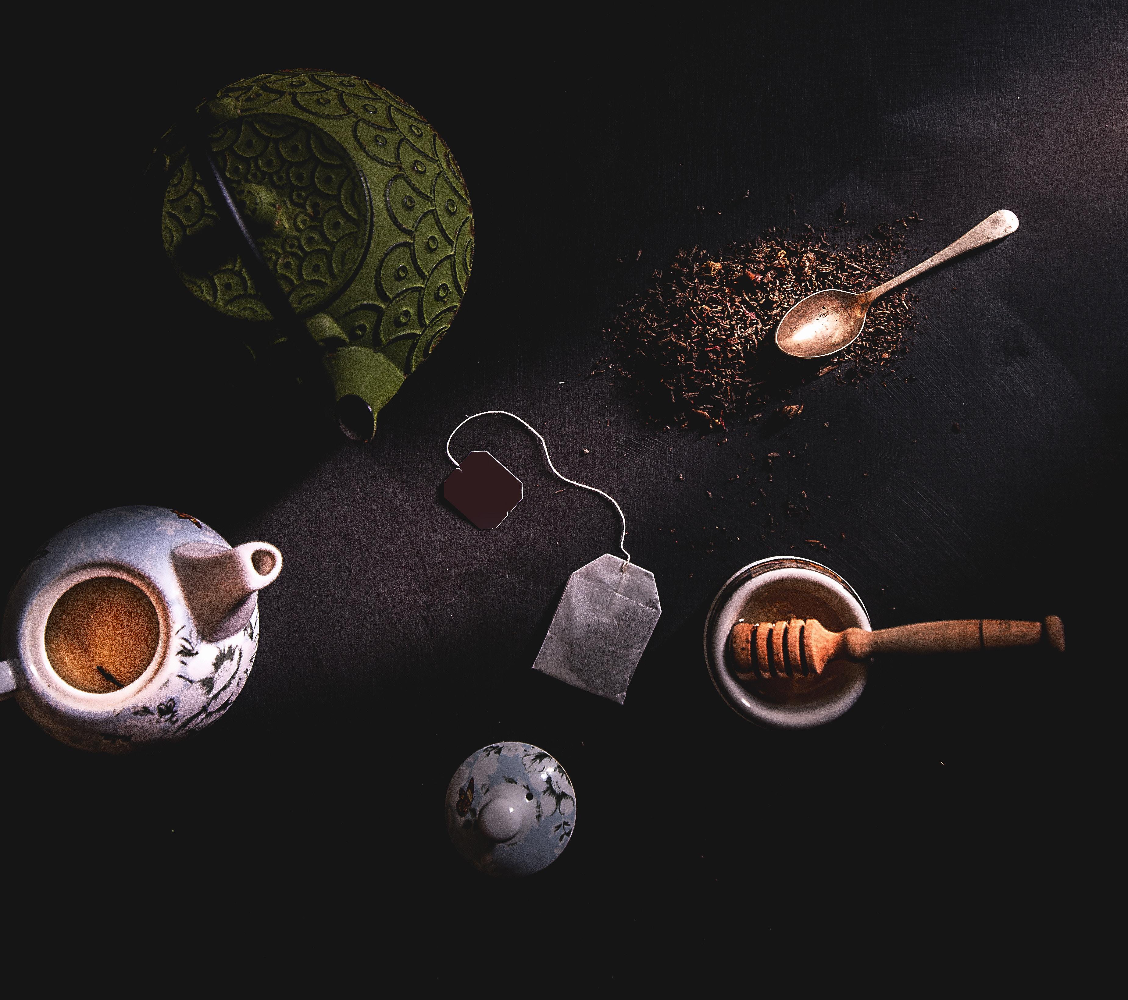 cadou set ceainic