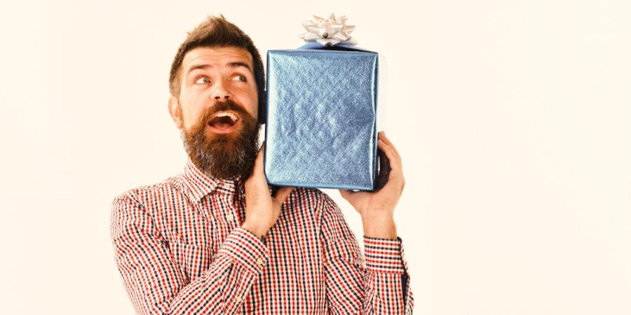 50+ idei de cadouri pentru toți bărbații din viața ta