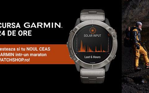 cursa garmin 24 ore