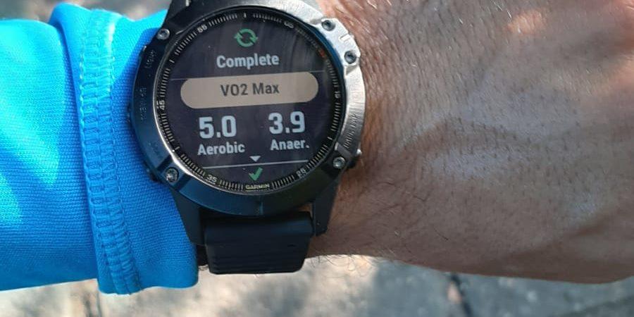 Cursa maraton garmin fenix 6X