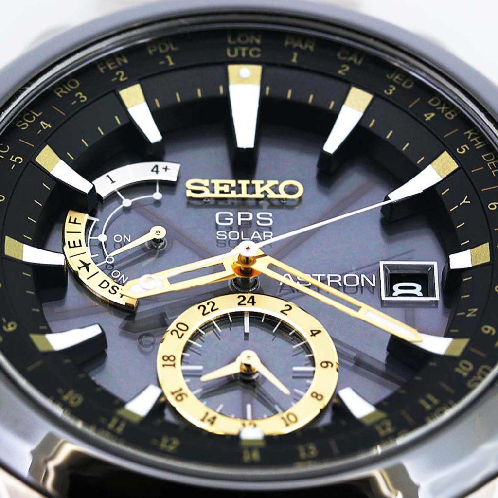 ceas de mana Seiko Astron