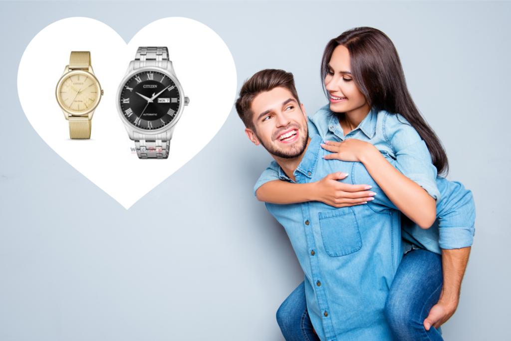 ceasuri pentru el si ea