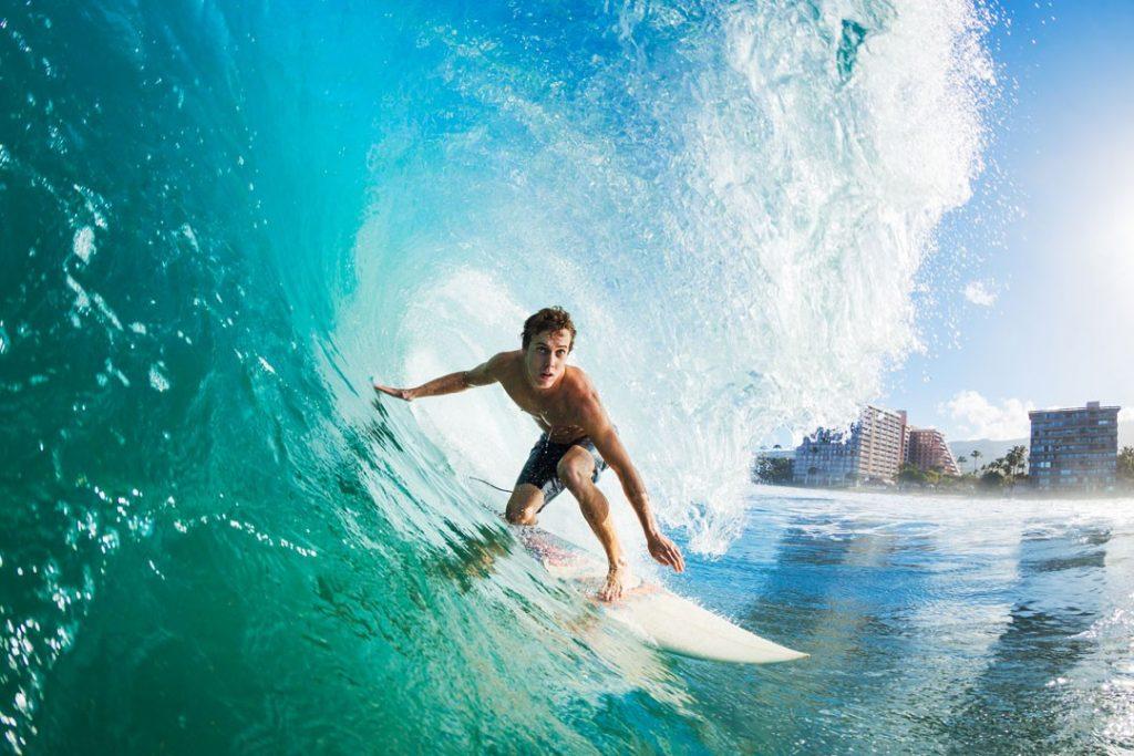 ceas garmin surfing