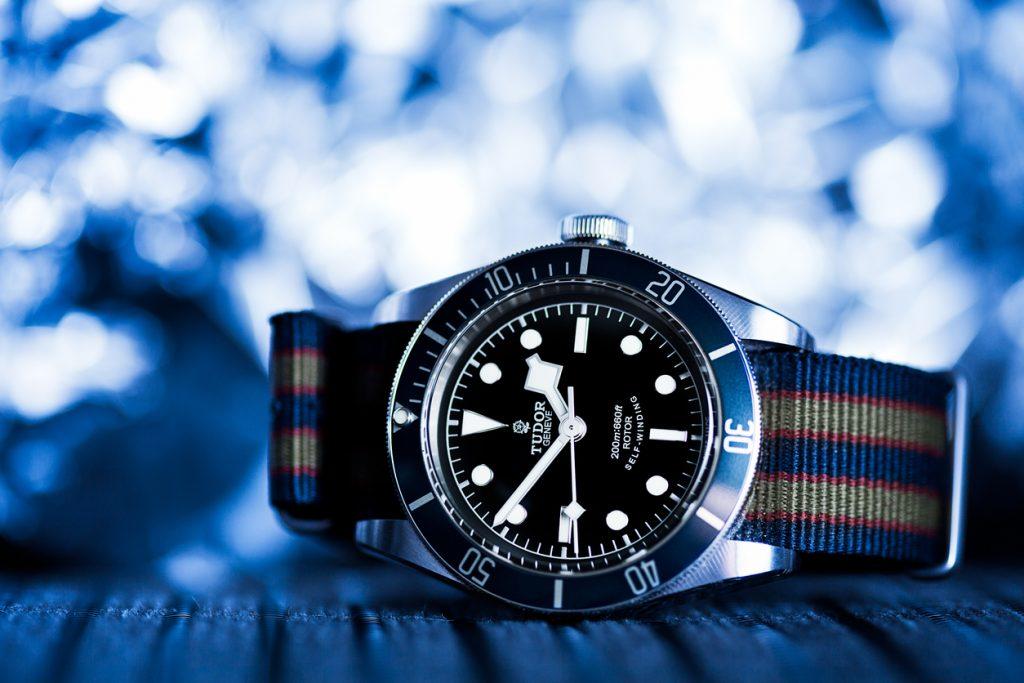 ceas cu curea textila