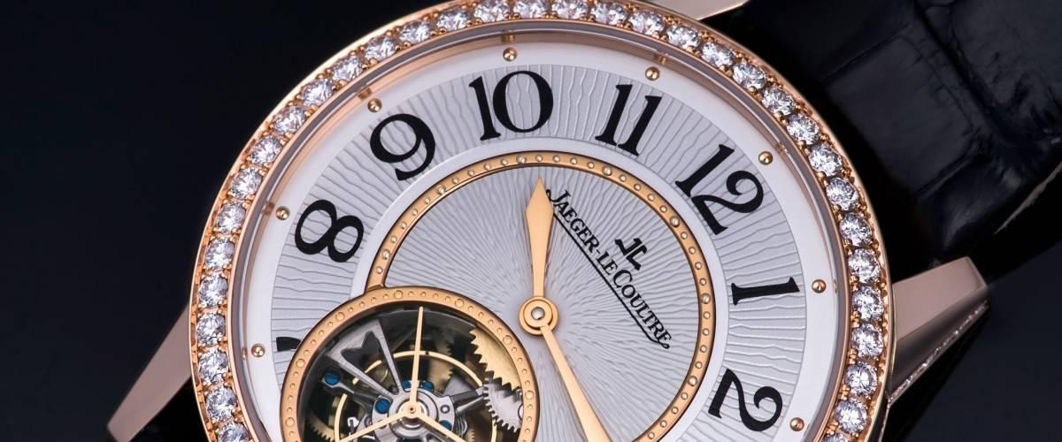 Jaeger-LeCoultre ceas