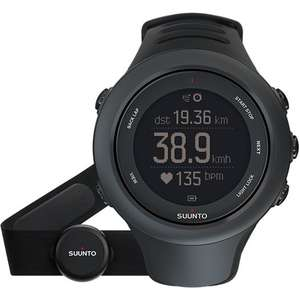 AMBIT3 SPORT BLACK (HR)