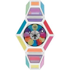 Swatch ORIGINALS SUOZ144S Dodecahedron Collision