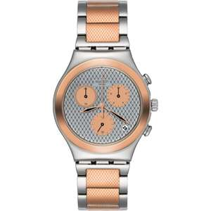 Swatch IRONY YCS581G Grill Chill