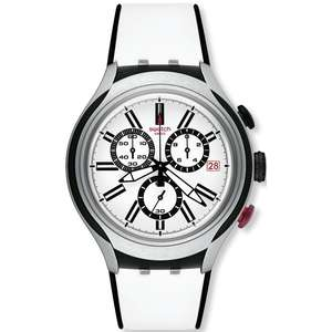 Swatch IRONY YYS4005 Black Wheel