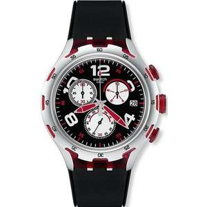 Swatch IRONY YYS4004 Red Wheel