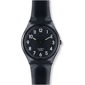 Swatch ORIGINALS GENT GB247 Black Suit
