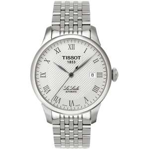 T-CLASSIC T41.1.483.33 Le Locle Silver