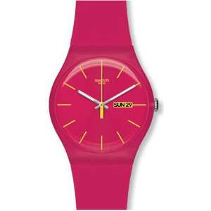 Swatch ORIGINALS SUOR704 RUBINE REBEL