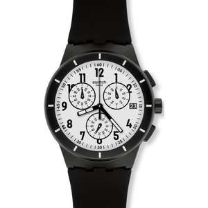 Swatch ORIGINALS SUSB401 Twice Again Black