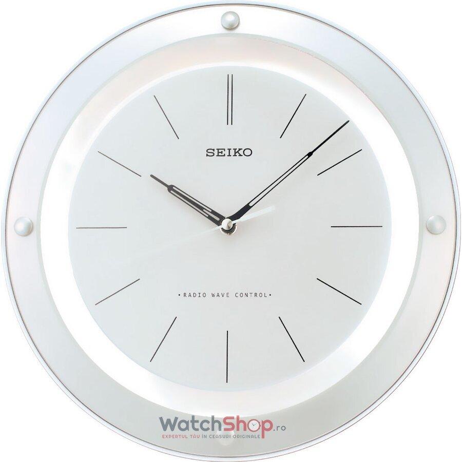 Ceas de perete Seiko QXR204A Radio Wave Control