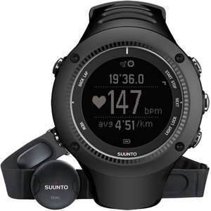 OUTDOOR SS020655000 Ambit2 R Black HR