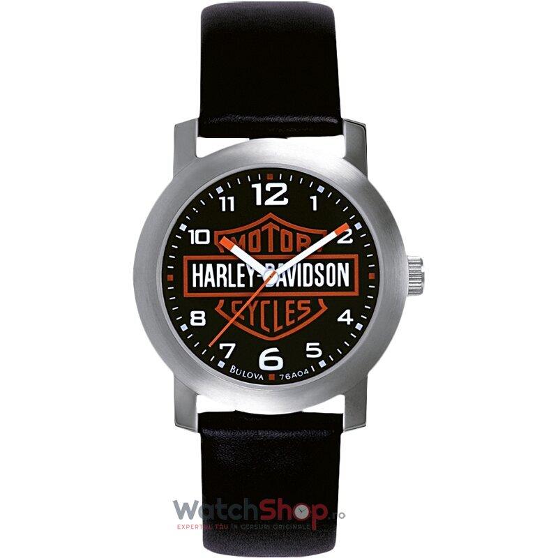 Ceas Harley-davidson Strap 76a04