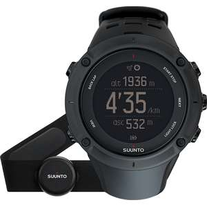 OUTDOOR AMBIT3 PEAK BLACK (HR)