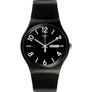 Swatch ORIGINALS SUOB715 Backup Black